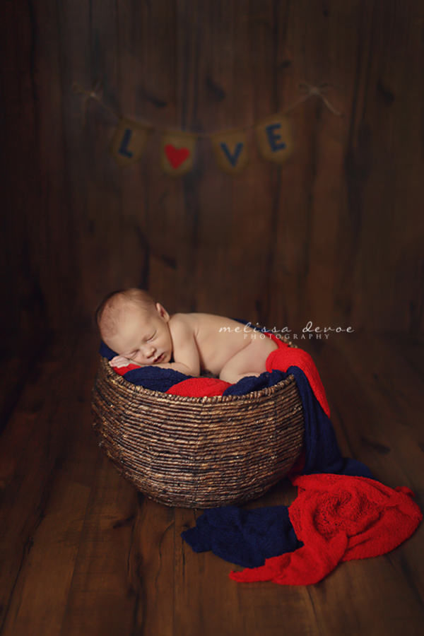 Melissa DeVoe Photography Raleigh Baby Photography