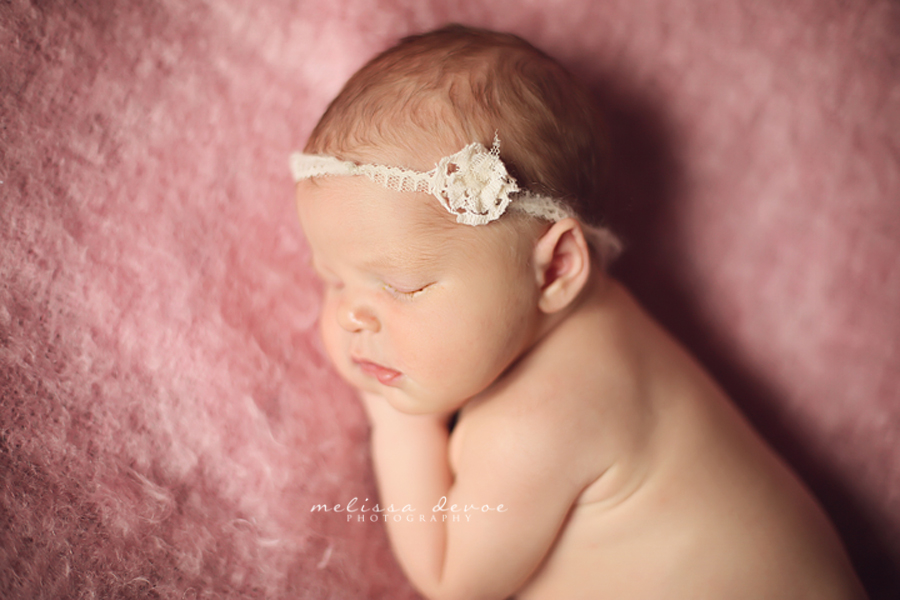 Melissa DeVoe Photography Raleigh Newborn Twins Photography