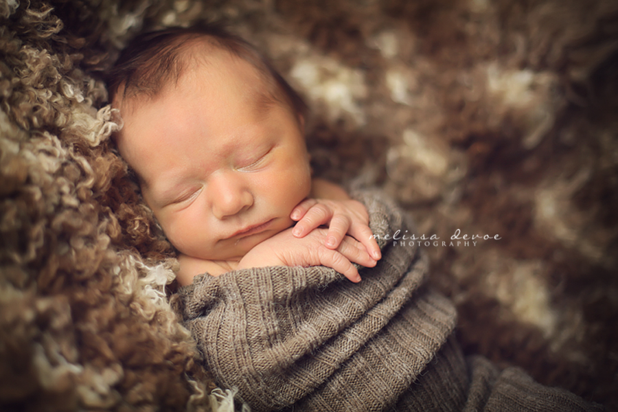 Melissa DeVoe Photography Raleigh Newborn Photography