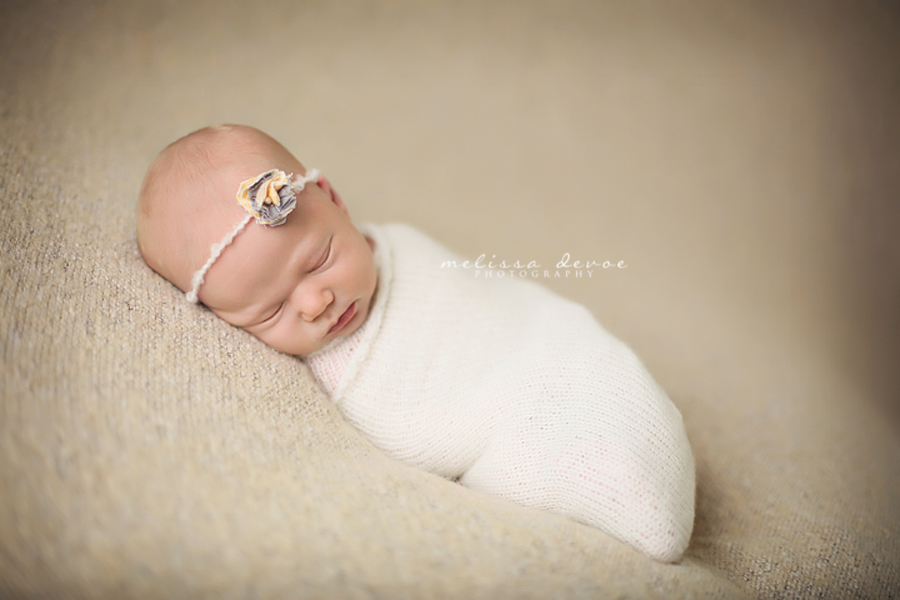 Melissa DeVoe Photography Raleigh Newborn Photographer
