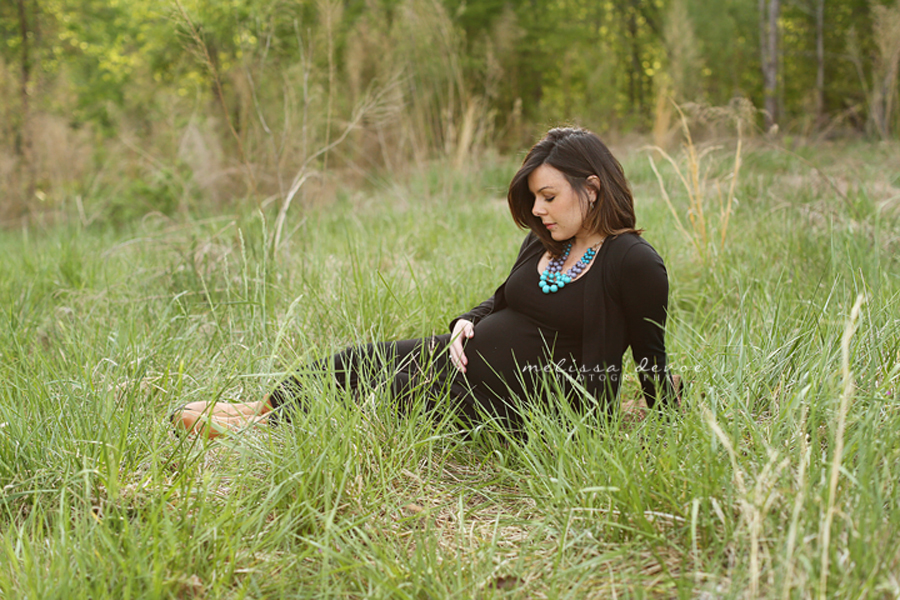 Melissa DeVoe Photography Raleigh Maternity Photographer