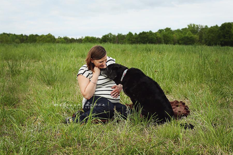 Melissa DeVoe Photography Raleigh Durham Maternity Photographer