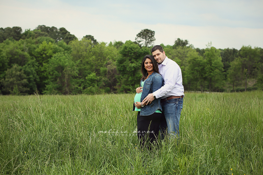 Melissa DeVoe Photography Raleigh Durham NC Maternity Photographer