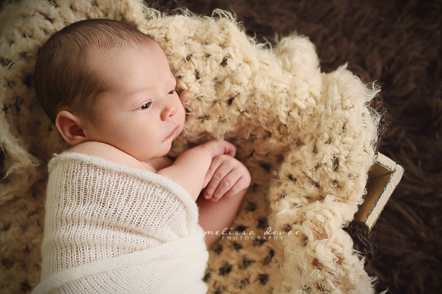 Melissa DeVoe Photography Raleigh Durham Baby Newborn Photographer