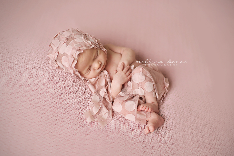 Melissa DeVoe Photography Raleigh Durham Newborn Baby Photos