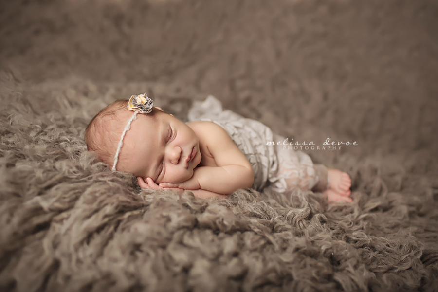 Melissa DeVoe Photography Raleigh Durham Newborn Baby Photographer