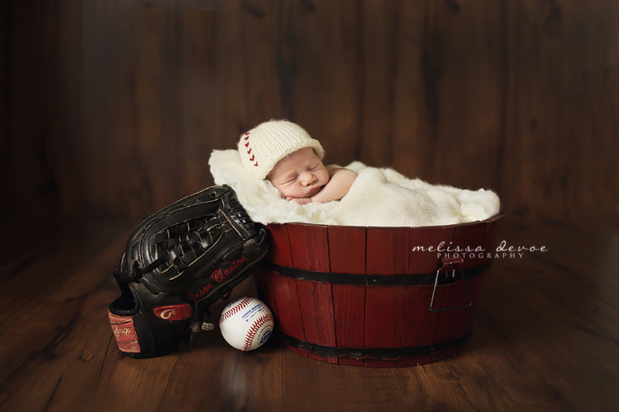 Melissa DeVoe Photography Raleigh Durham Baby Photos