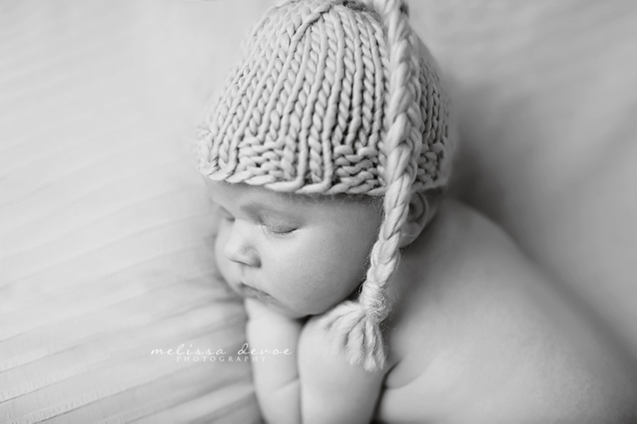 Melissa DeVoe Photography Raleigh NC Newborn Baby Photography