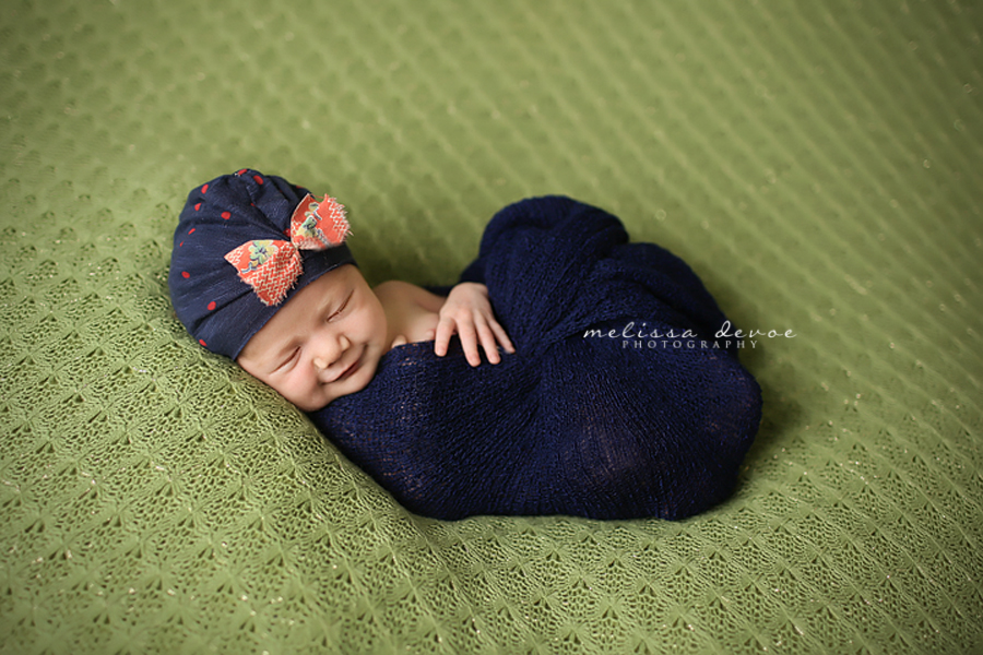 Melissa DeVoe Newborn Baby Photography in Raleigh NC