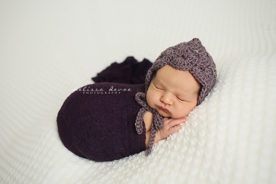 Melissa DeVoe Photography Raleigh NC Newborn Photographer