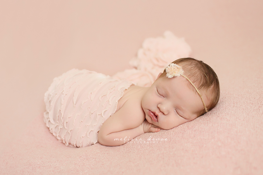 Melissa DeVoe Photography Raleigh Durham Newborn Photographer