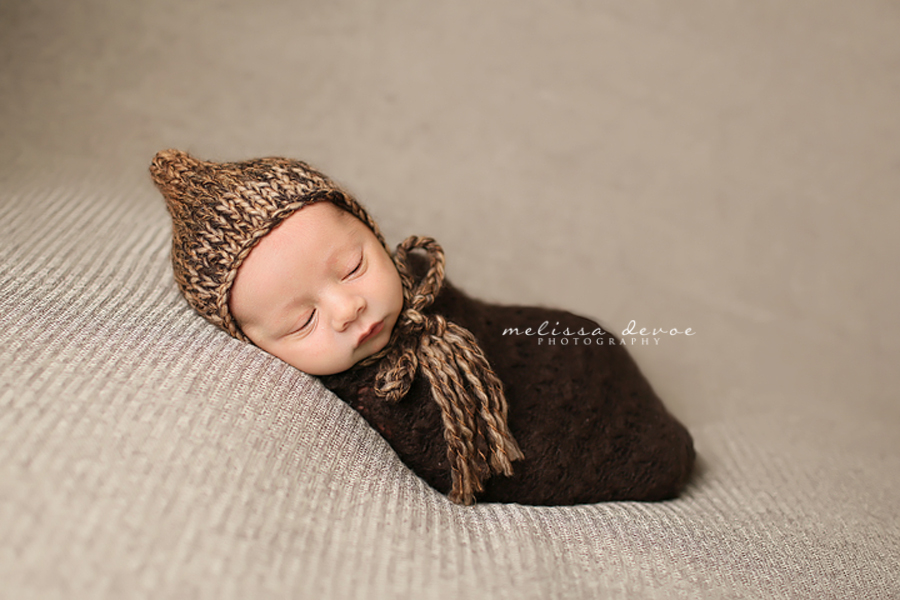 Melissa DeVoe Photography Raleigh Durham Infant Baby Photographer