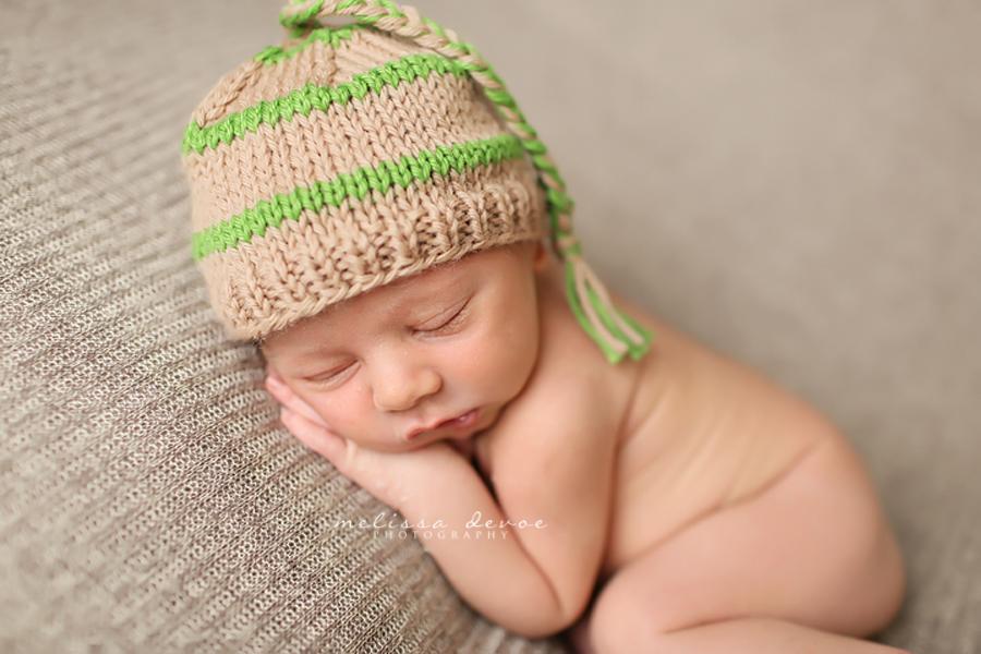 Melissa DeVoe Newborn Infant Baby Photographer Raleigh Durham Cary NC