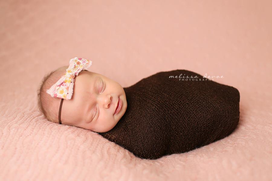 Melissa DeVoe Raleigh Newborn Photographer