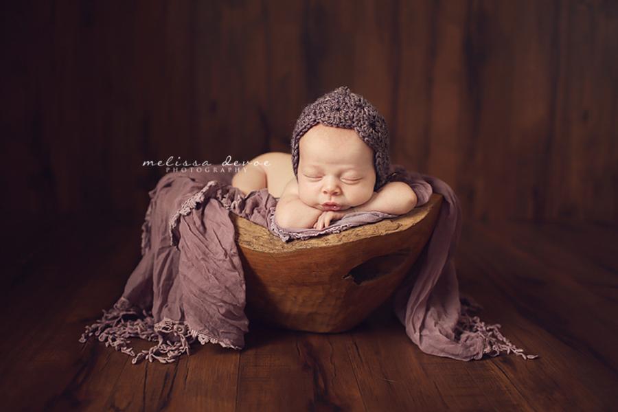 Melissa DeVoe Photography Raleigh Durham Newborn Baby Photographer