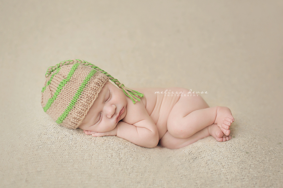 Melissa DeVoe Photography Raleigh Durham Wake Forest Baby Infant Photographer