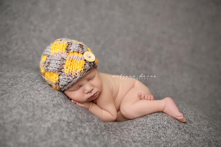 Melissa DeVoe Photography Raleigh Durham Newborn Baby Photos