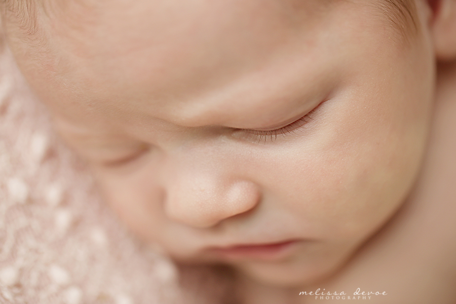 Melissa Devoe Photography Raleigh Durham Newborn Baby Infant Photographer