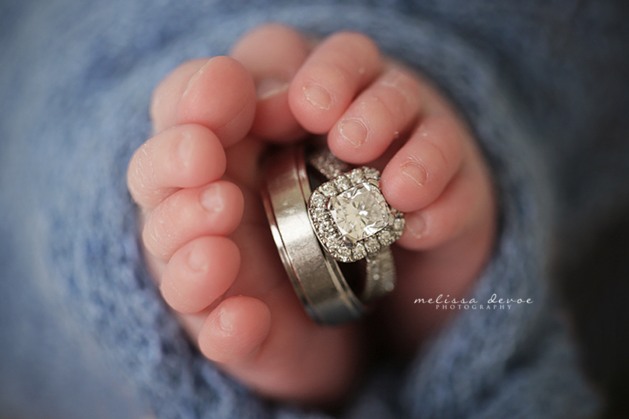 Melissa DeVoe Raleigh NC Newborn Baby Photographer