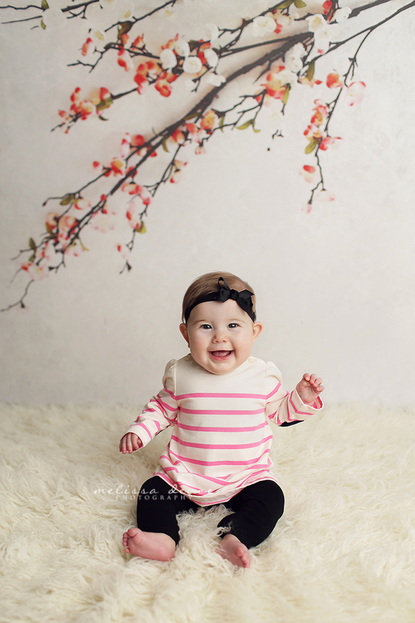 Melissa DeVoe Photography Raleigh Durham Baby Photographer