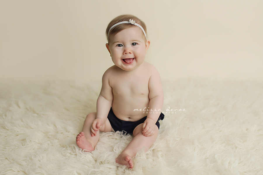 Melissa DeVoe Photography Raleigh NC Baby Photographer