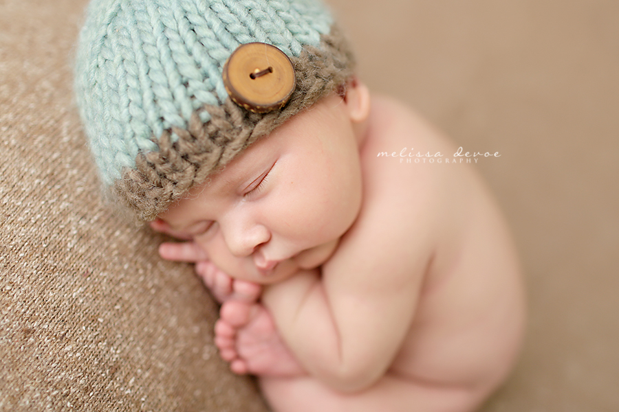 Melissa DeVoe Raleigh Newborn Baby Infant Photographer