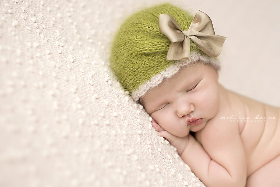 Melissa DeVoe Raleigh Newborn Photographer