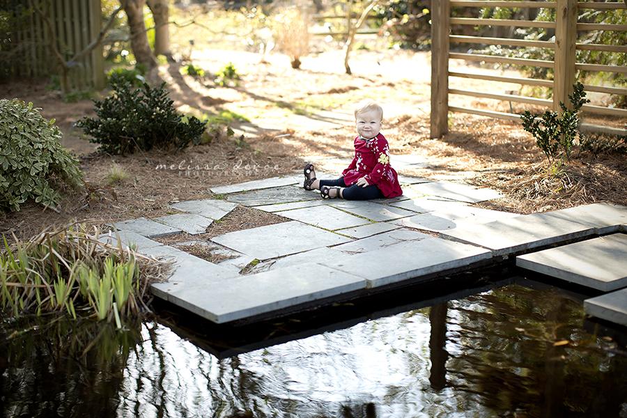 Raleigh Durham Baby Photographer Melissa DeVoe