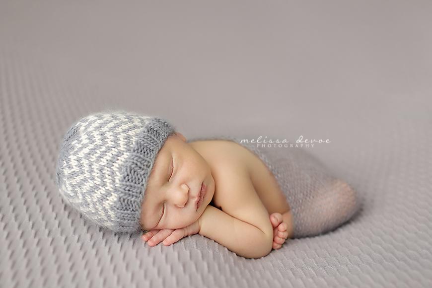 Melissa Devoe Raleigh Newborn Baby Photographer