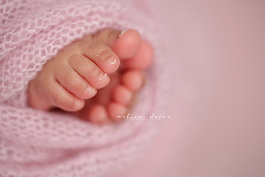 Melissa DeVoe Raleigh Wake Forest NC Newborn Baby Photographer