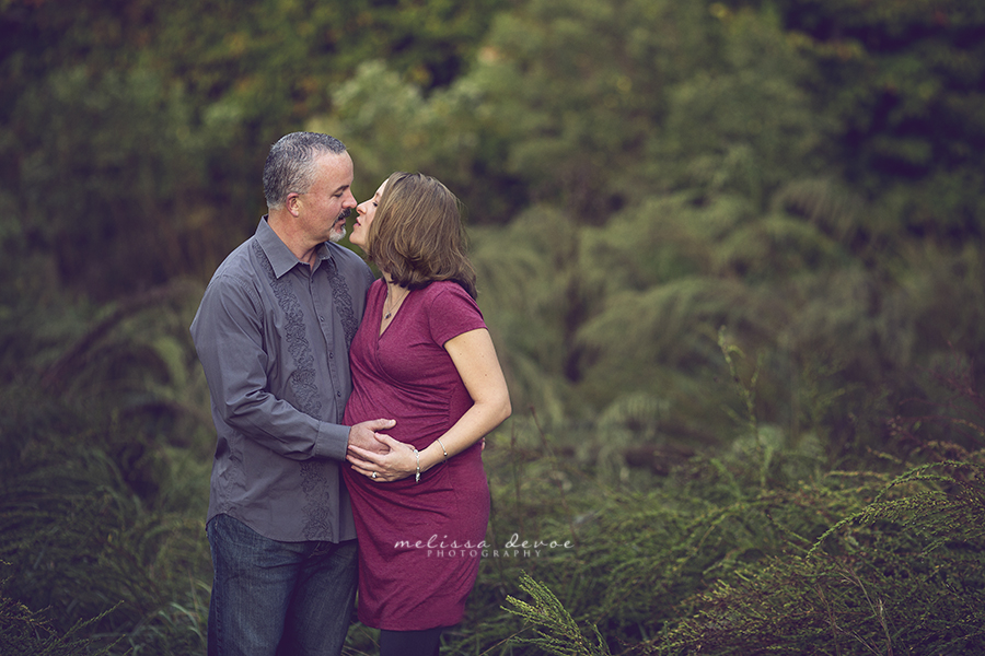 Melissa DeVoe Raleigh Maternity Photographer
