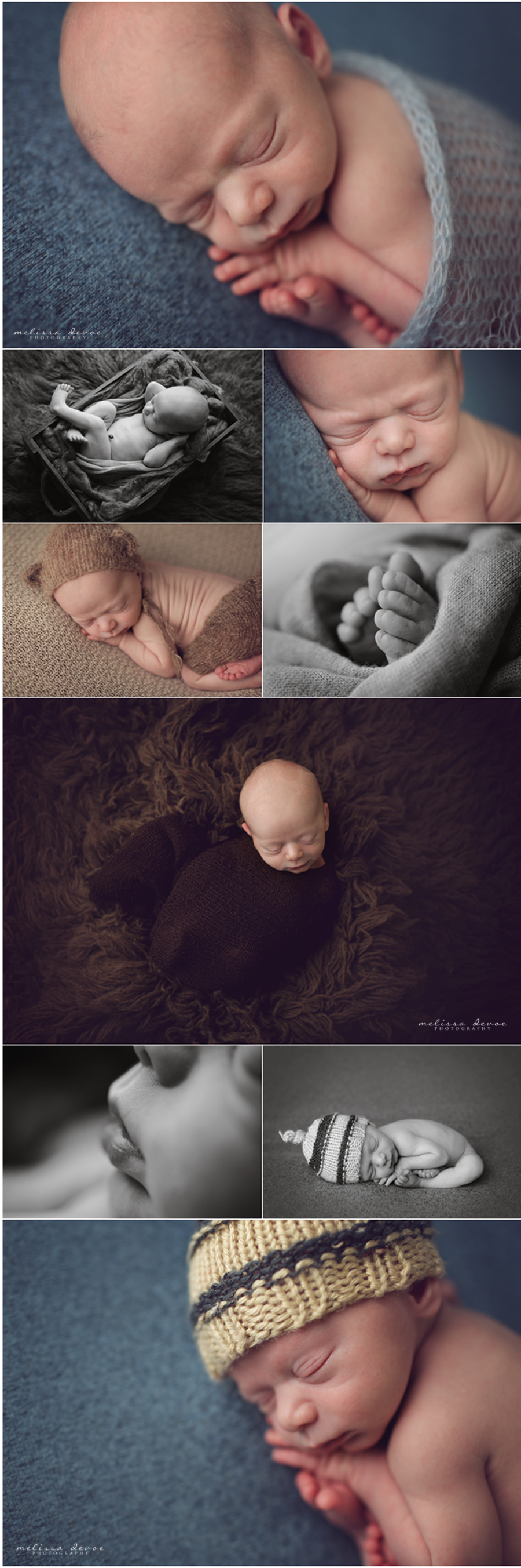 Melissa DeVoe Photography Best Raleigh Newborn Baby Photographer
