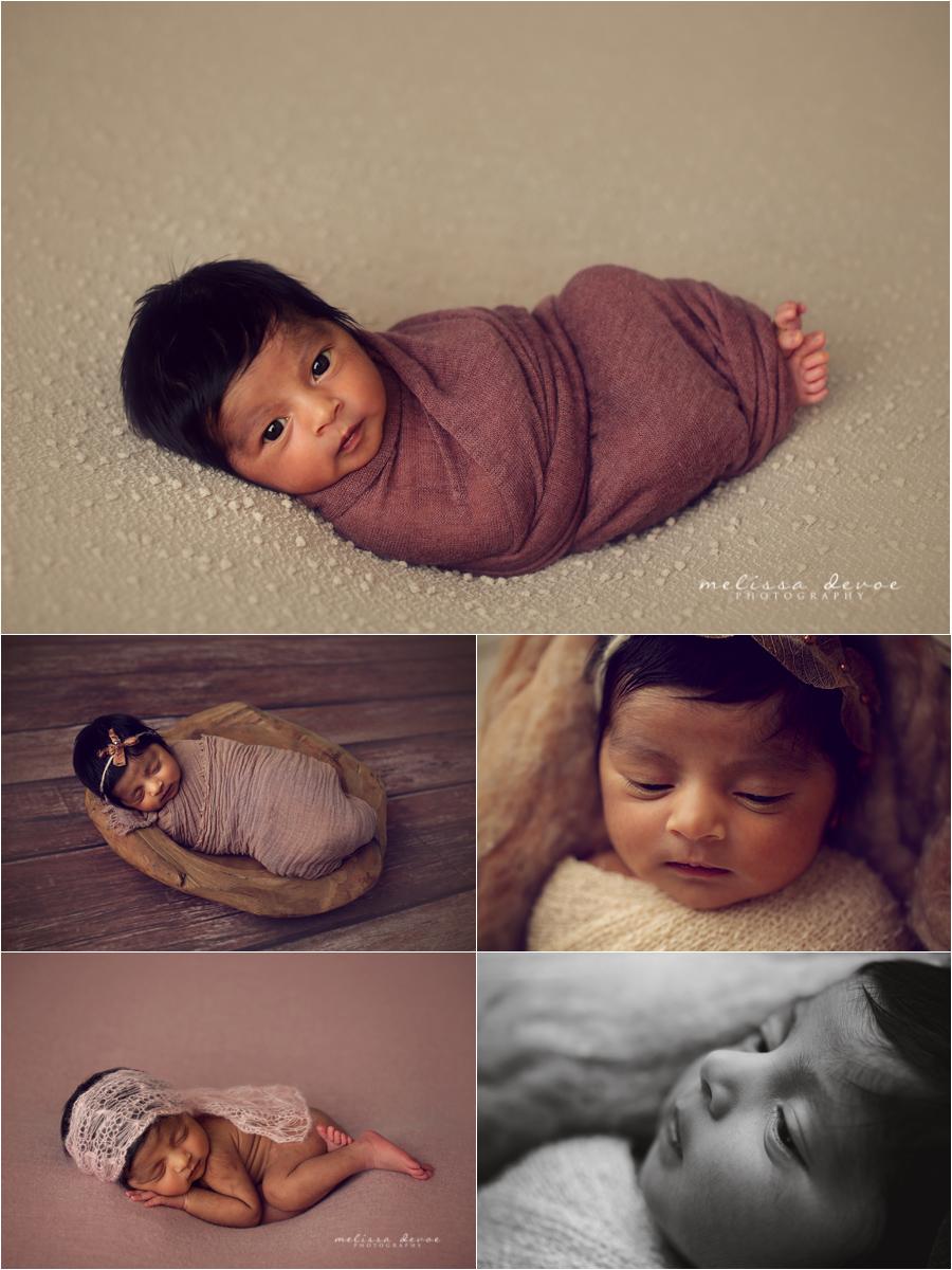 Melissa DeVoe Raleigh Newborn Baby Photographer 1