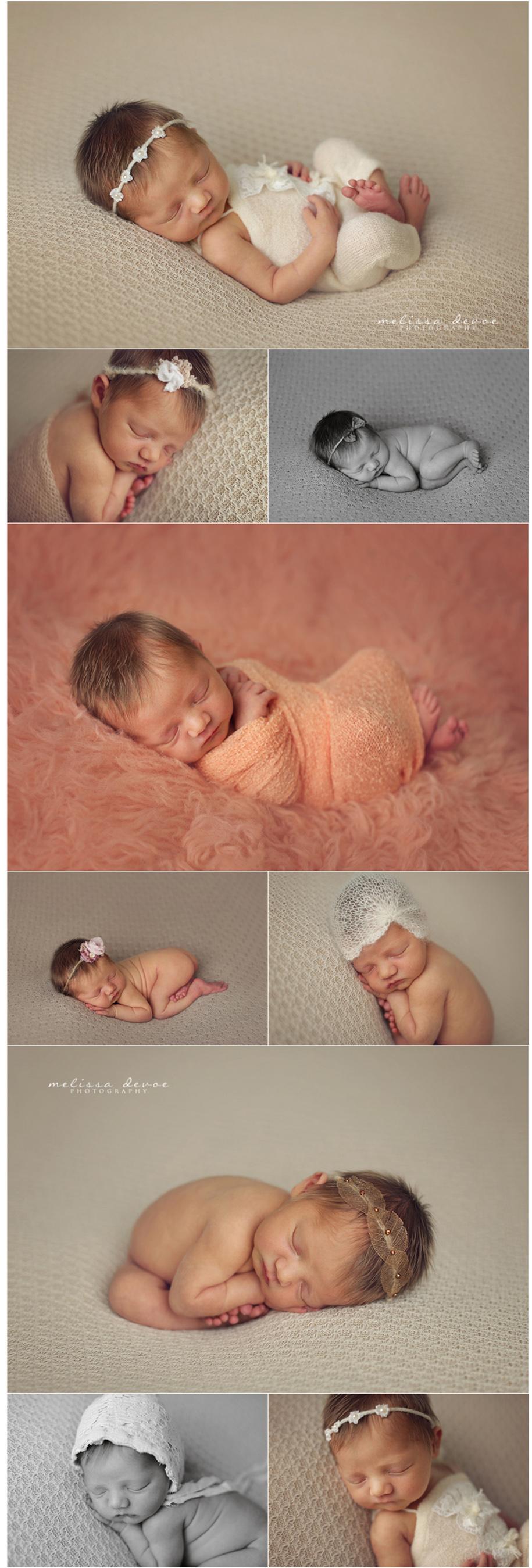 Melissa DeVoe Photography Raleigh Newborn Baby Photographer 3