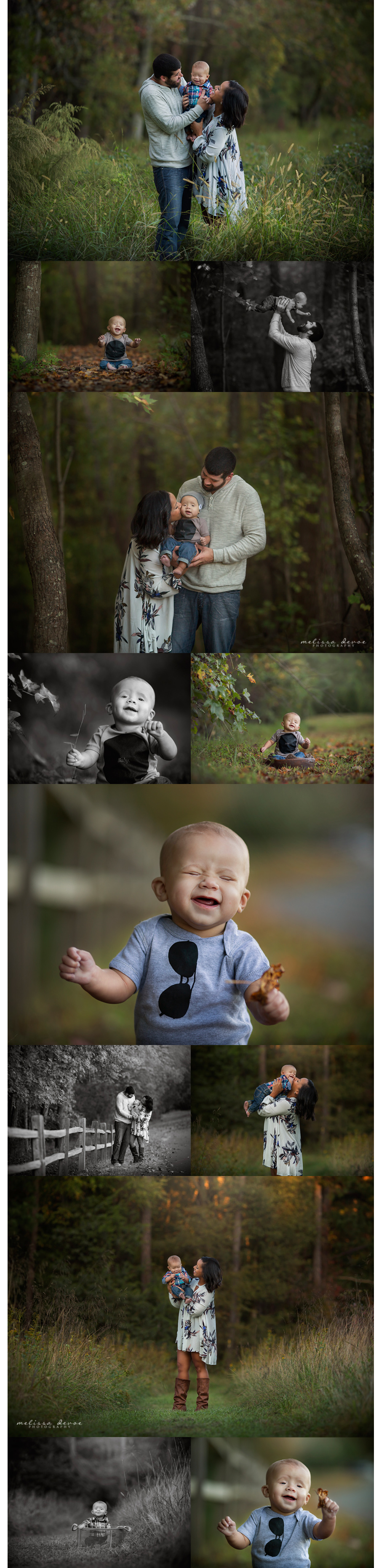 Melissa DeVoe Photography Raleigh Baby Child Family Photographer 2