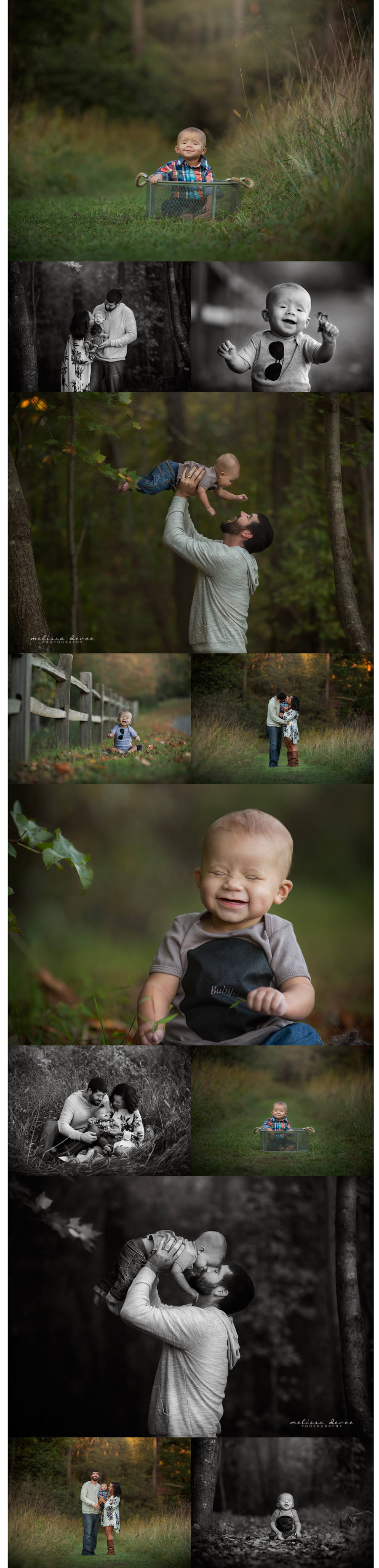 Melissa DeVoe Photography Raleigh Baby Child Family Photographer 4