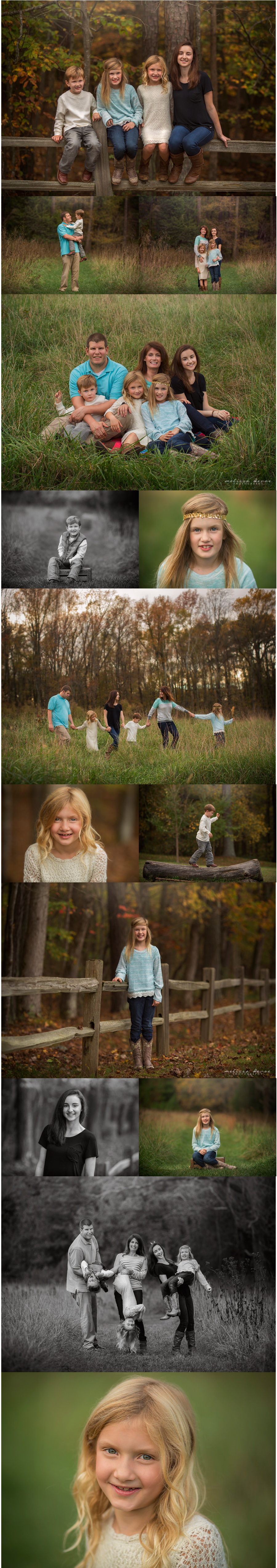 Melissa DeVoe Photography Raleigh Child Family Photographer