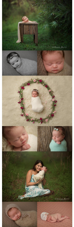 Melissa DeVoe Photography Raleigh NC Newborn Baby Photographer 1