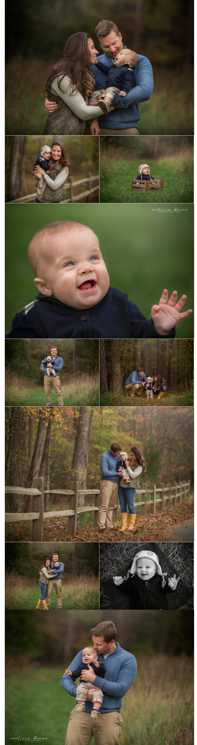 Melissa DeVoe Photography Raleigh NC Child and Family Photographer