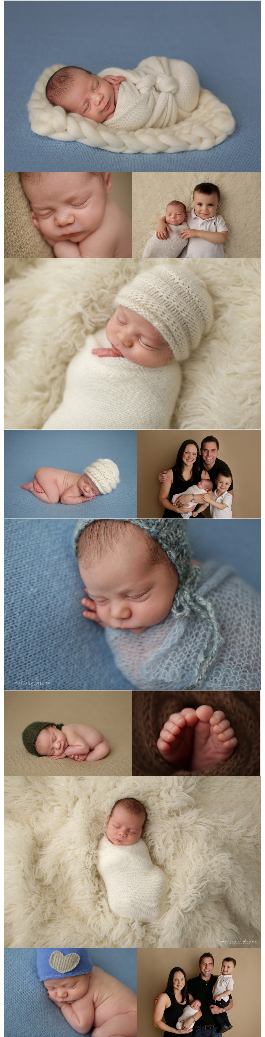 Melissa DeVoe Photography Raleigh Newborn Baby Photographer 1
