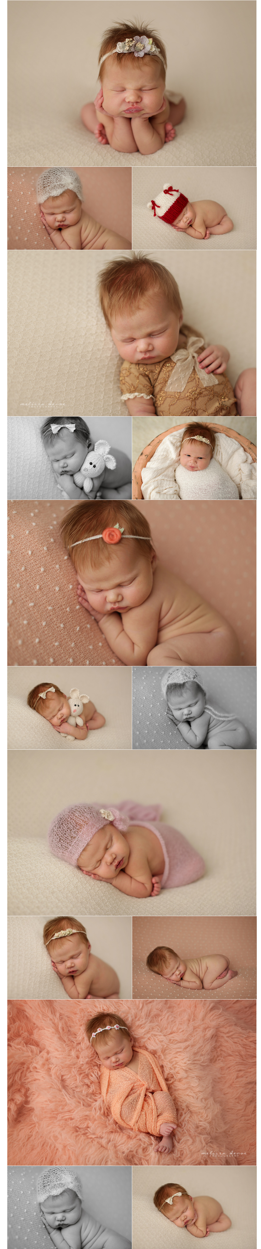 Melissa DeVoe Photography Raleigh Newborn Photographer 1
