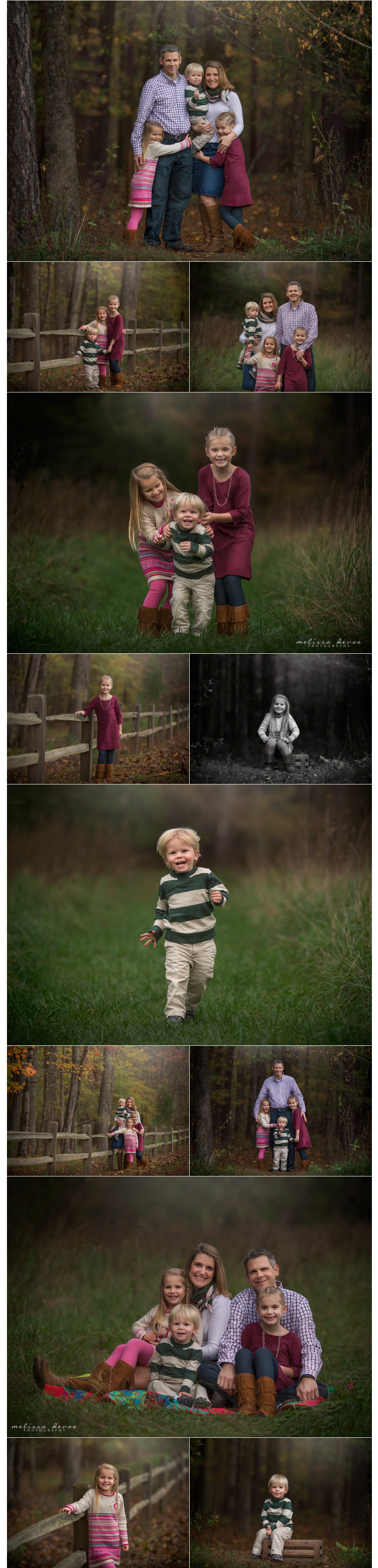 Melissa DeVoe Raleigh Child Family Photographer