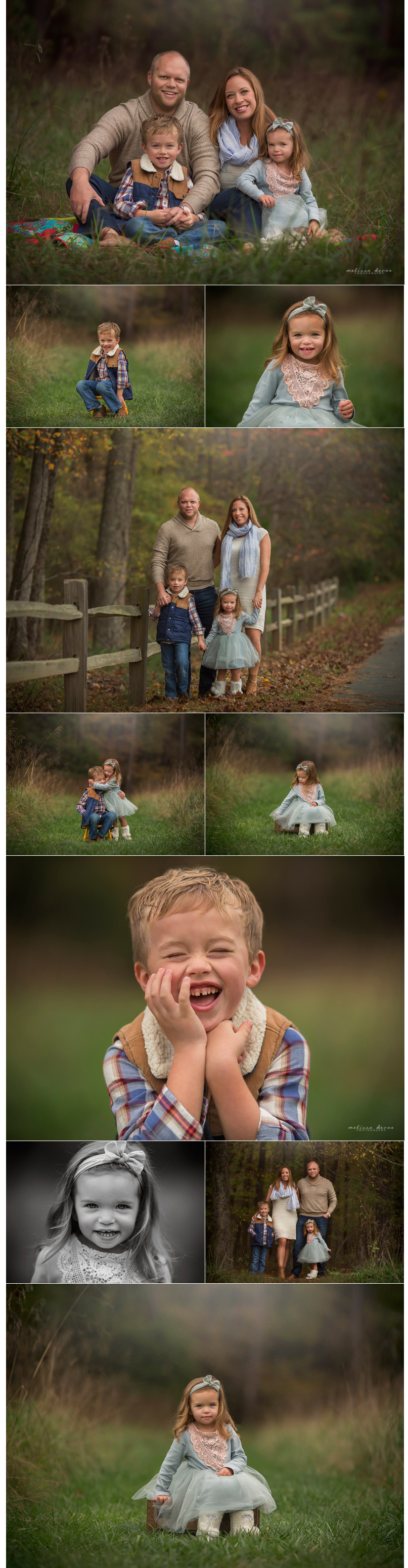 Raleigh Durham Child and Family Photographer Melissa DeVoe