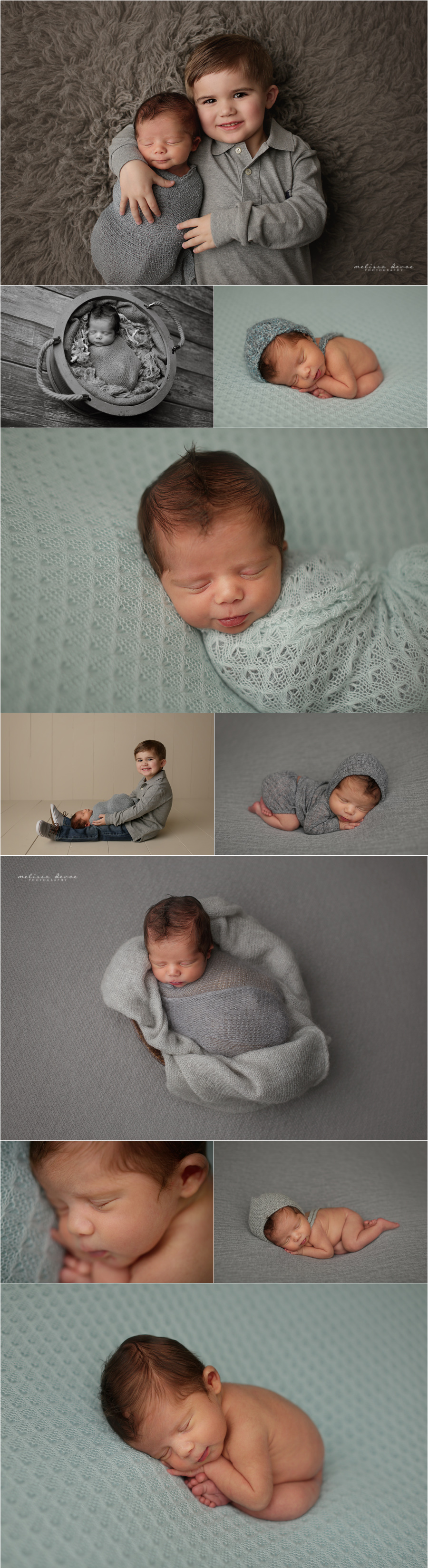 Melissa DeVoe Photography Raleigh NC Best Newborn Baby Photographer
