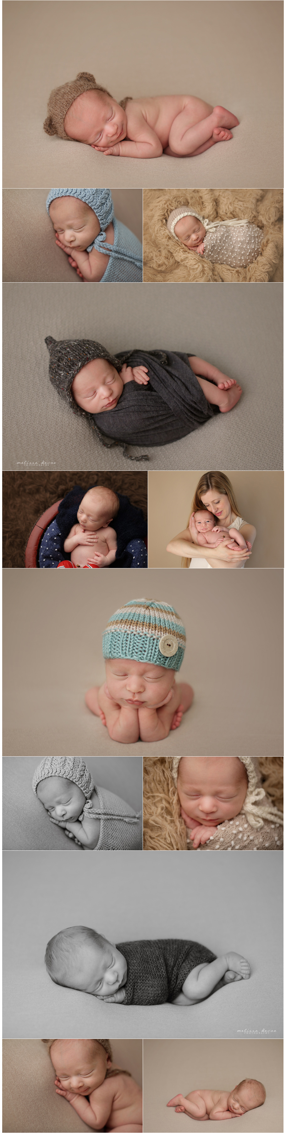 Raleigh Newborn Baby Photographer 1