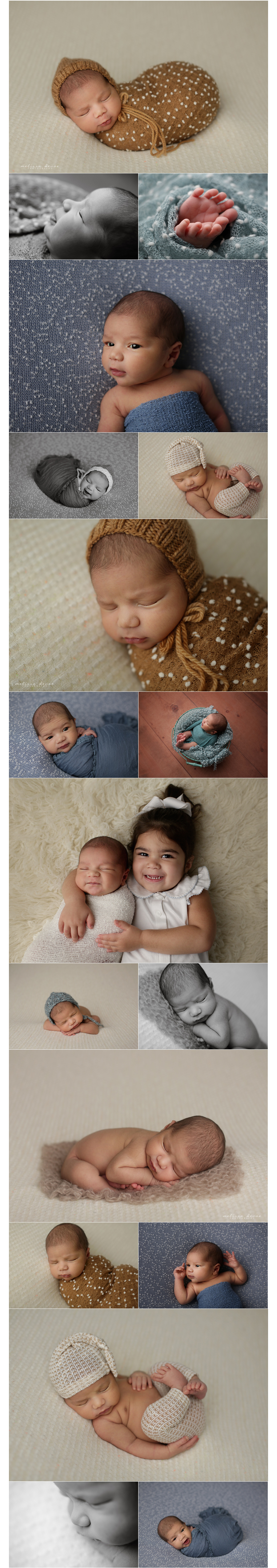 Melissa DeVoe Raleigh Durham NC Newborn Photographer