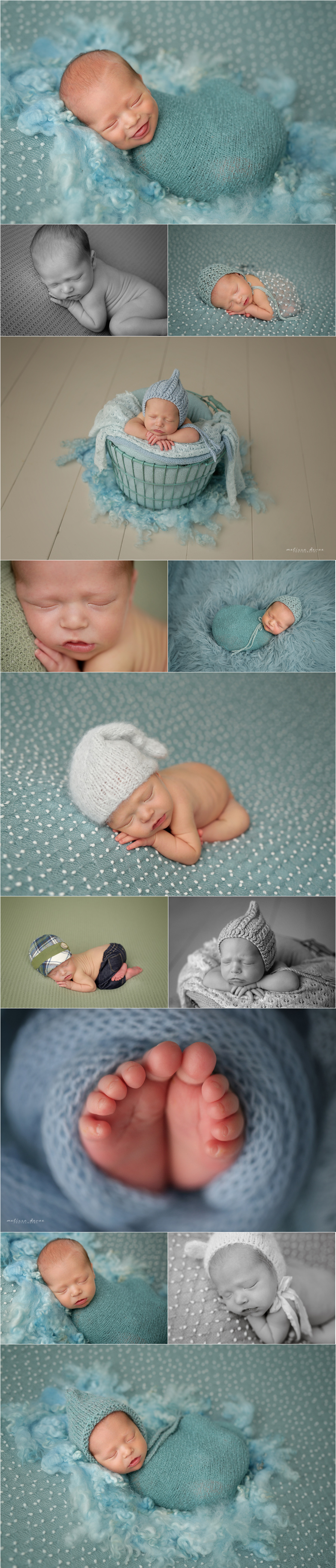 Melissa DeVoe Raleigh Durham Newborn Baby Photographer