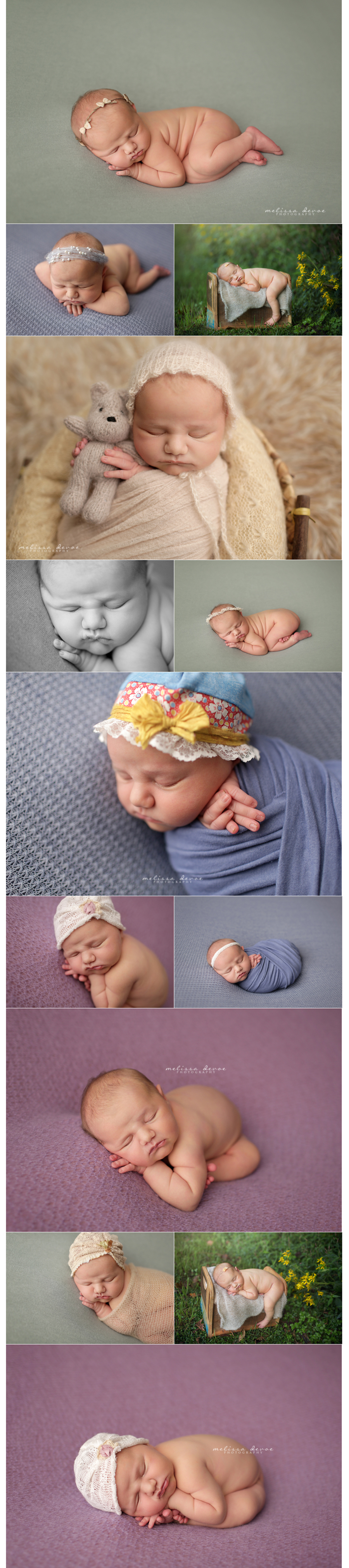 Newborn Photography in Wake Forest, NC