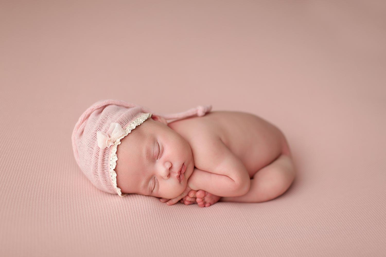 newborn portraits wake forest