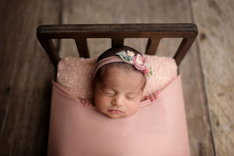 wake forest newborn portraits
